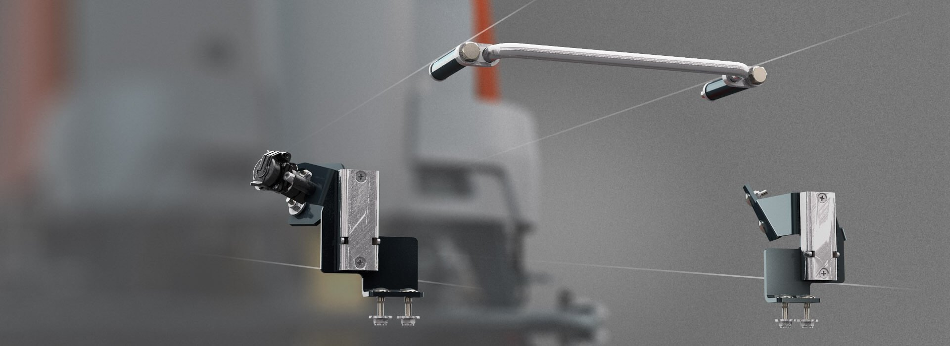 Sistema de accesorios intercambiables quick connect